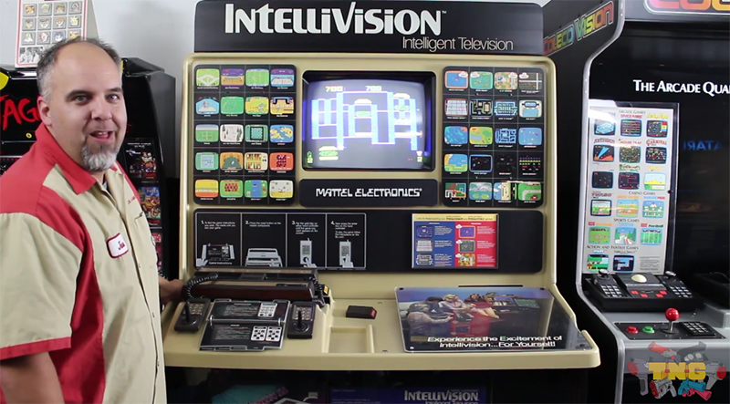 Illustration for article titled Retail Game Kiosks Were Better Back In The Intellivision Days
