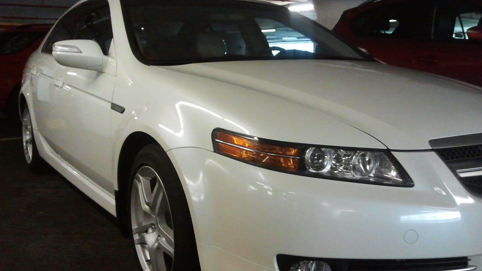 Acura TL The Oppositelock Review - 2006 acura tl wheel specs