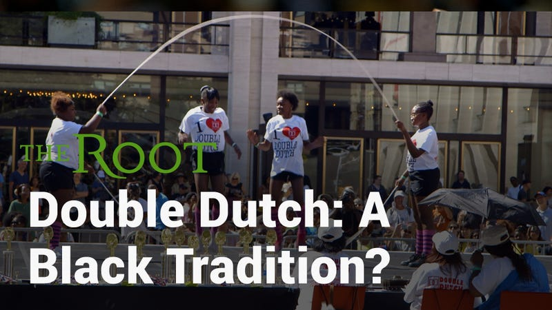 Watch: Is Double Dutch a Traditionally Black Sport?