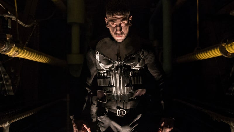 The Punisher premiere date, new trailer revealed