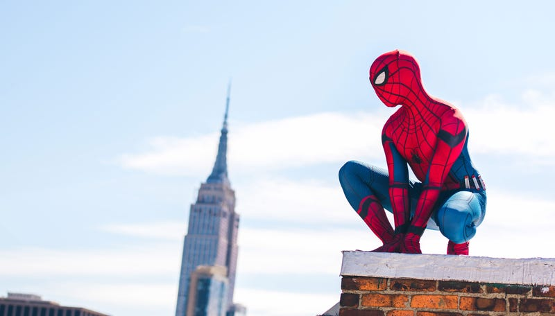 Illustration for article titled Spider-Man Cosplay Is Coming Home