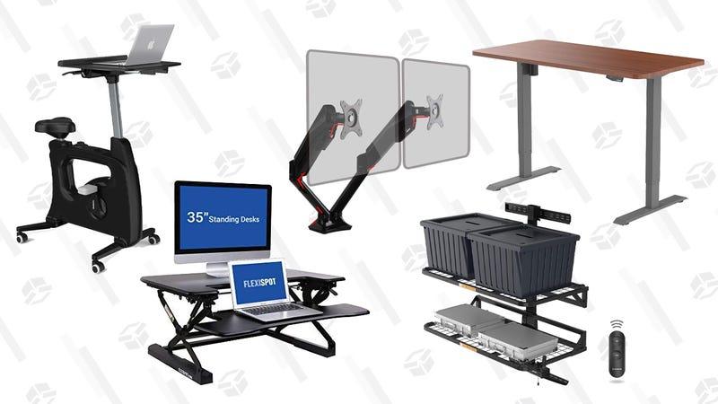 Garage Storage & Sit Stand Solutions Gold Box | Amazon