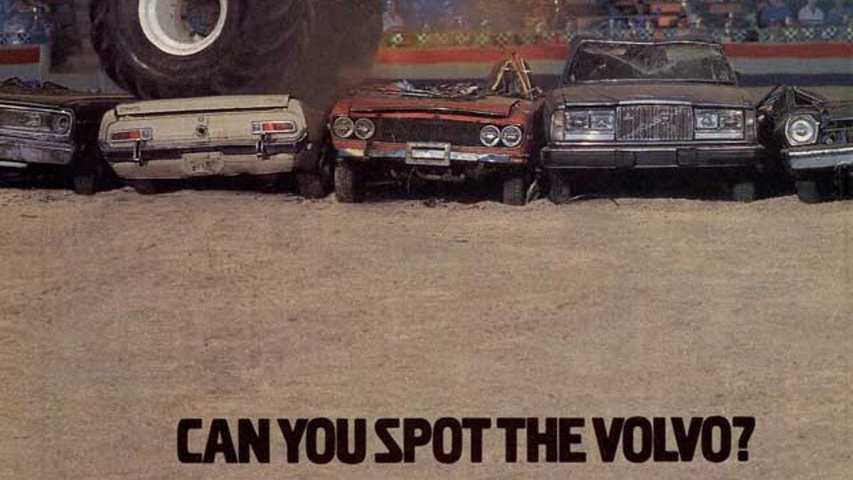 How Volvo Lost The Plot