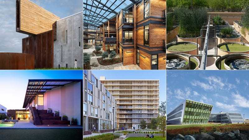 The Systems That Power the Year's Most Sustainable Buildings