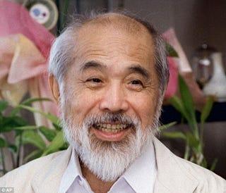 Illustration for article titled Kenji Ekuan, RIP