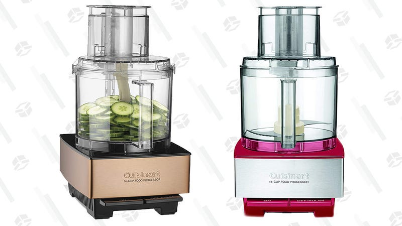 Cuisinart 14-Cup Food Processor | $116 | Amazon