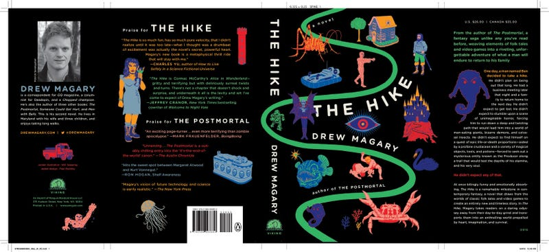 The Hike [Audible], $3