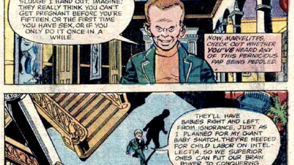 The strangest Spider-Man public service announcements ever