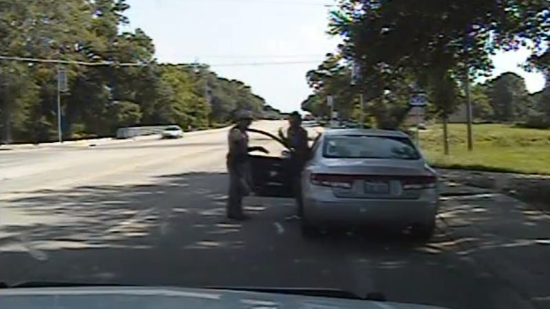 Illustration for article titled Cop in Sandra Bland Case Was Once Warned for 'Unprofessional Conduct'