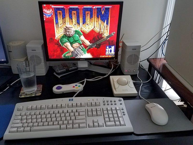 Illustration for article titled Your gaming setup?
