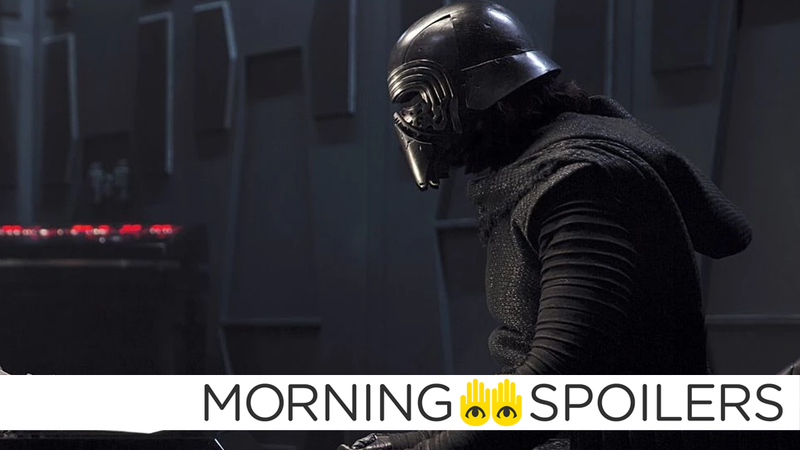 Illustration for article titled New Hints at Kylo Ren's Appearance in Star Wars: The Last Jedi