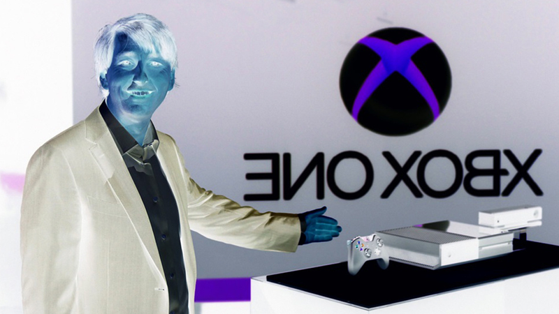 Illustration for article titled Xbox Exec: 'If You're Backwards Compatible, You're Really Backwards'