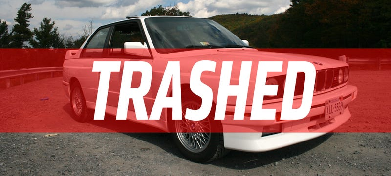 Illustration for article titled This Shop Trashed My E30 BMW M3