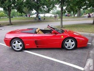 Illustration for article titled NPOCP $50K Ferrari