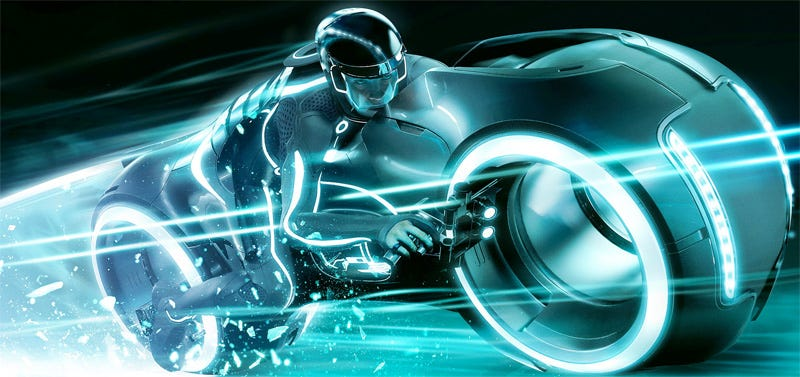 Illustration for article titled A Working Tron Lightcycle Will Only Cost You $35,000