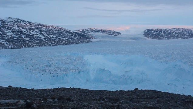 An Iceberg the Size of Lower Manhattan Just Broke off Greenland