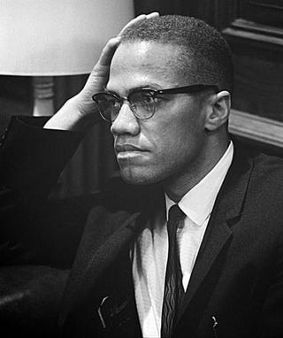 Malcolm X on March 26, 1964U.S. News & World Report Magazine Photograph Collection, Library of Congress