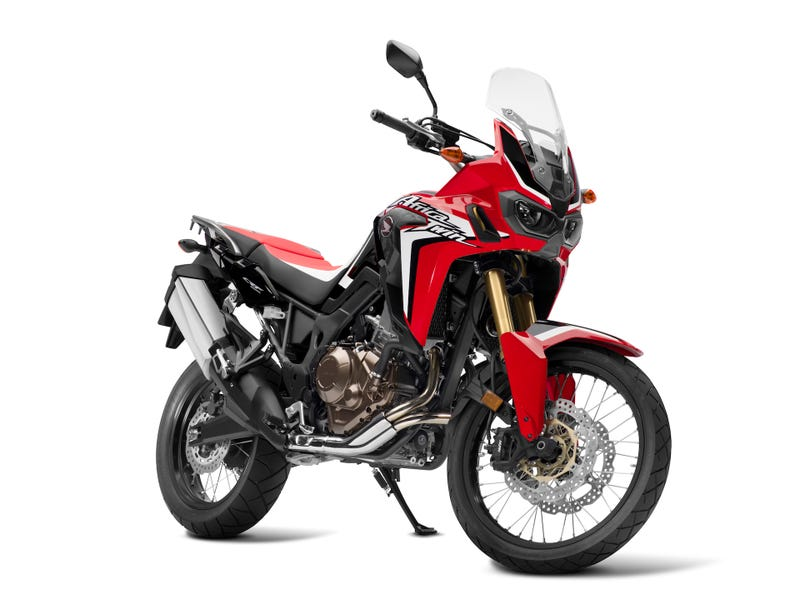 Illustration for article titled The 2016 Honda Africa Twin Will Conquer The Wilderness Starting At $12,999
