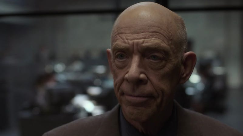 J.K. Simmons continues his double acting role on Counterpart's second season.