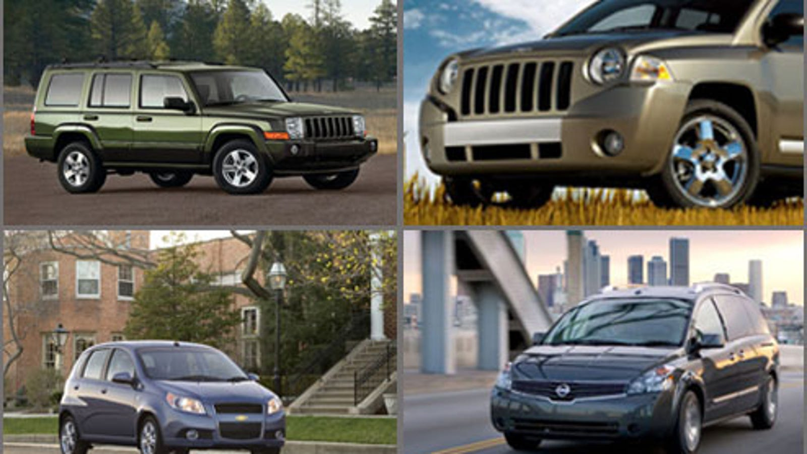 Five Cars Guaranteed To Never Get You Laid