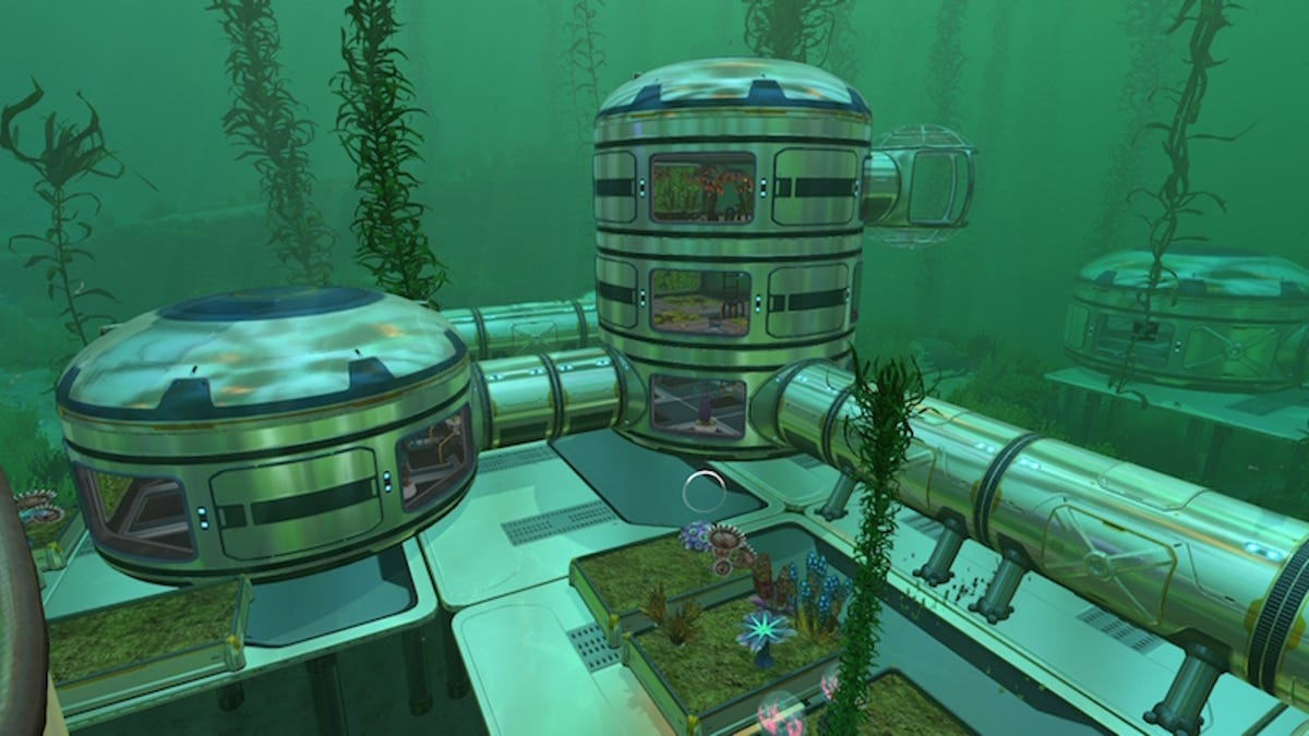 Player made subnautica base is extremely impressive malvernweather Images