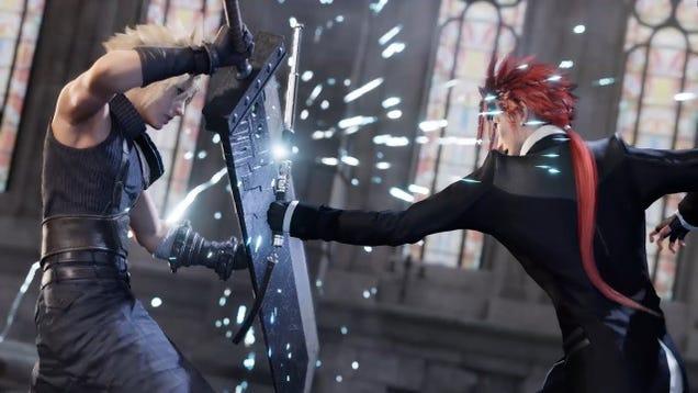 This Final Fantasy VII Remake trailer is some WEAPON-grade nostalgia bait