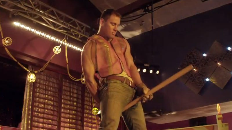 Illustration for article titled Channing Tatum Confirms There Will Be a Magic Mike 2: Electric Boogaloo