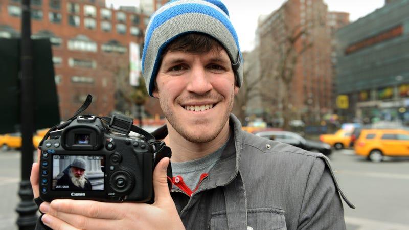 Humans Of New York creator Brandon Stanton (Photo: STAN HONDA/AFP/Getty Images)