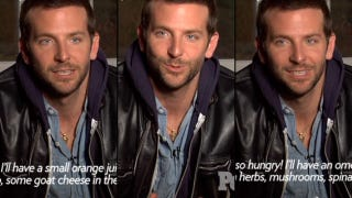 Illustration for article titled French Lessons With Bradley Cooper
