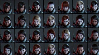 Illustration for article titled The Many Unused and Unseen Faces of FemShep