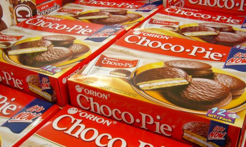 Choco Pie. WC