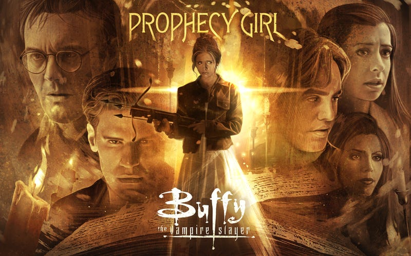 """""""Prophecy Girl"""""""