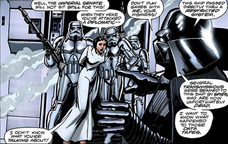 Illustration for article titled Los cómics originales de Star Wars serán remasterizados