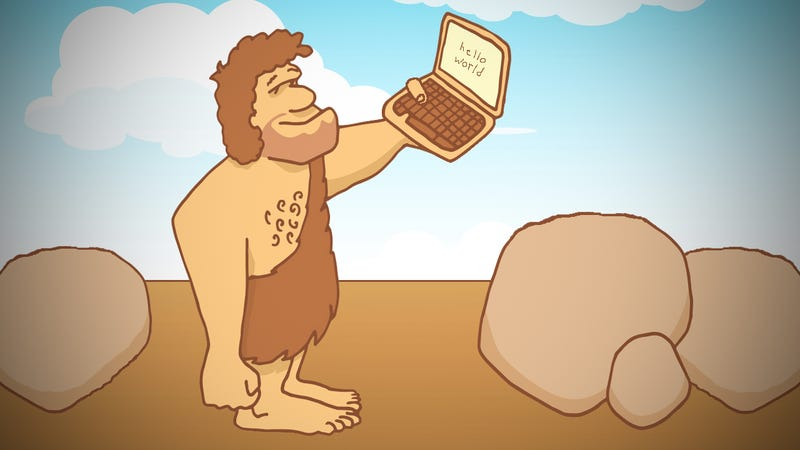Illustration for article titled Is It Bad to Carry a Laptop That's Powered On?