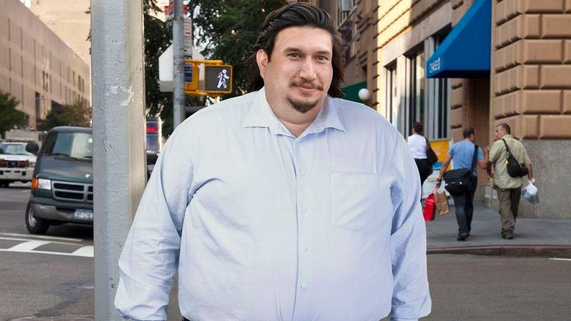 Fat Adam Driver.