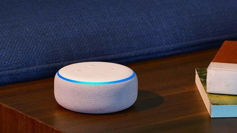 Amazon Echo Dot   $25   AmazonAmazon Echo Dot + TP-Link Smart Plug   $30   Amazon
