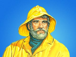 Illustration for article titled Report: 87% Of U.S. Women Achieve Orgasm When Fantasizing About Gorton's Fisherman
