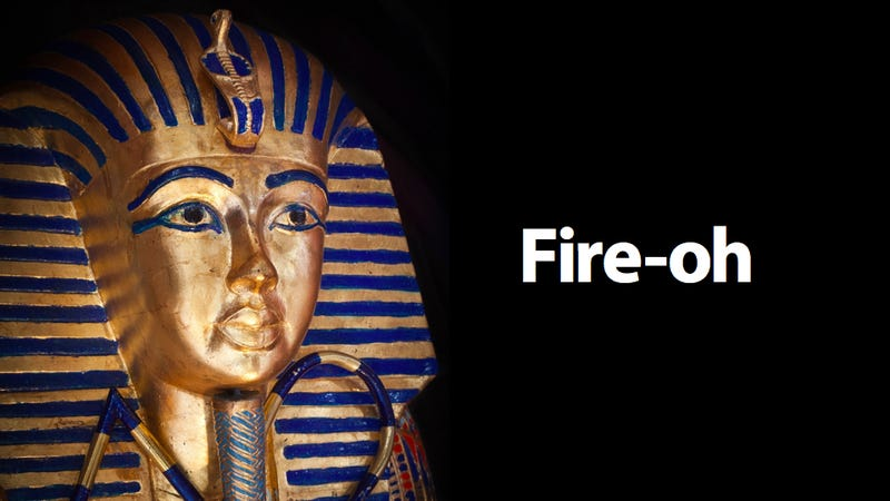 Illustration for article titled King Tut's Body Spontaneously Combusted Inside Its Sarcophagus