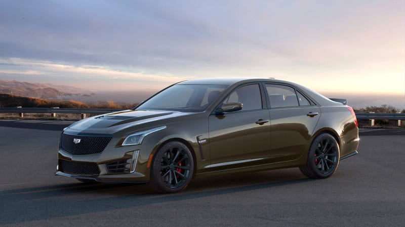 Ats Vs Cts >> Cadillac Is Building 300 Special Pedestal Edition 2019 Ats Vs And