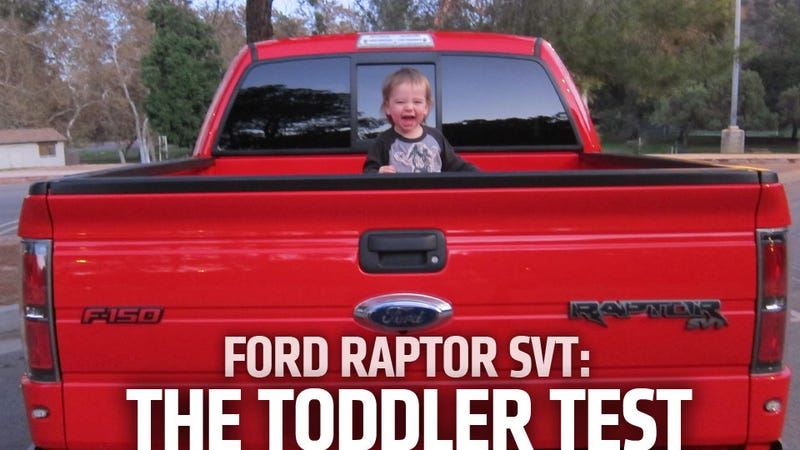 Illustration for article titled 2013 Ford F-150 Raptor SVT: Will It Baby?