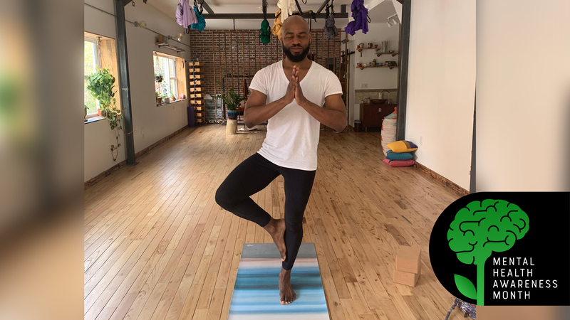 Illustration for article titled Yoga Is My Self-Care: More Black Men Need to Breathe