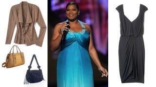 """Illustration for article titled Queen Latifah Doesn't Like The Term """"Plus Size"""""""