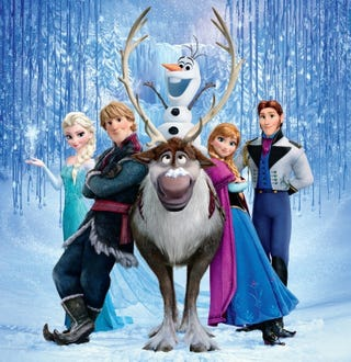 Illustration for article titled The Team That Made Frozen Is Sticking Together For Another Movie