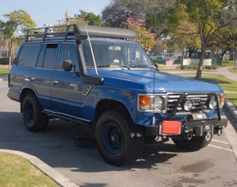 For $18,000, This FJ Is Kind Of One Of A Kind