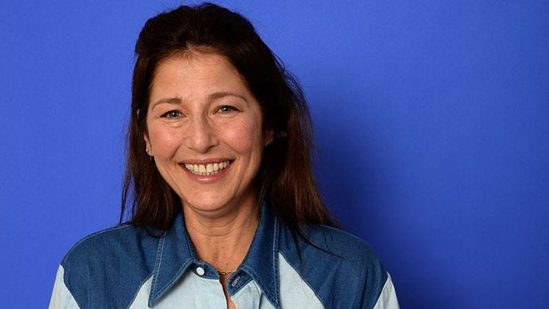 This week, Catherine Keener joins Gimlet's new podcast, Homecoming. (Photo: Larry Busacca/Getty Images)