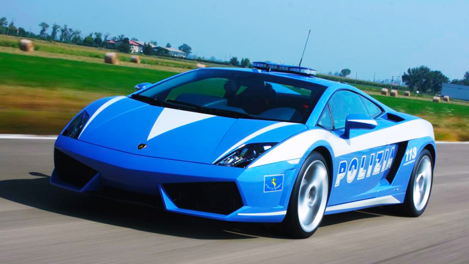 Listen To The Ten Coolest Police Sirens In World Car Siren Circuit