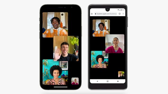 As a Green Bubble, I Appreciate Apple's FaceTime Olive Branch