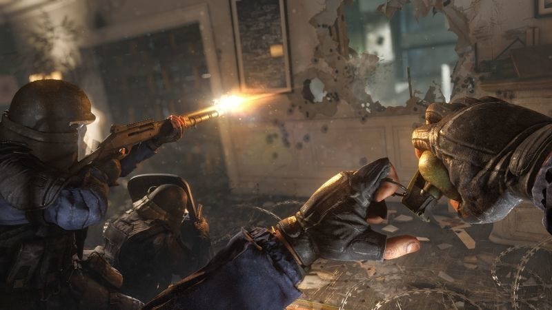 Illustration for article titled Rainbow Six Siege Finally Cracks Down On Cheaters