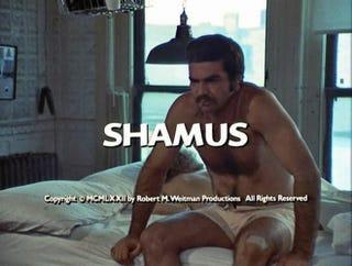 Illustration for article titled Shamus (1973)