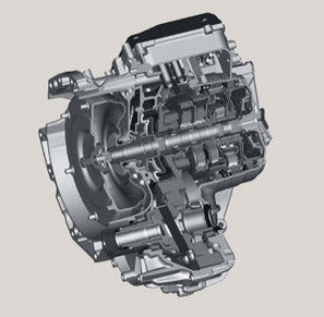 Illustration for article titled ZF's latest 9-speed is one hot tranny